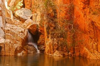 Standley Chasm Cascade