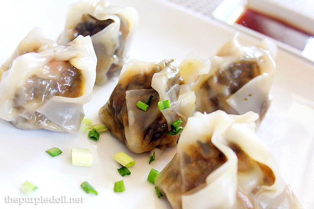 Vegetable Dumplings P150