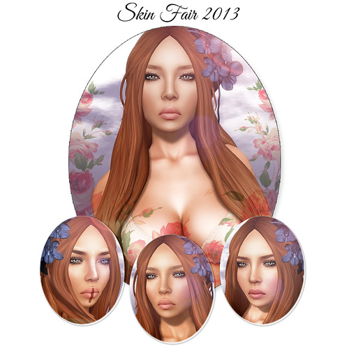 Skin Fair 2013 - Zoul Creations by Ekilem Melodie - MONS