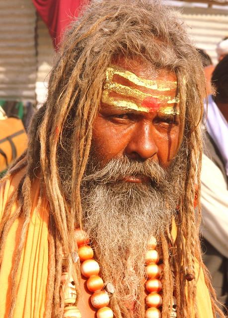 Aghora Sadhu - Maha Kumbh Mela 2013 - #10032013-IMG_9591a