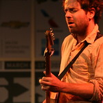 Fri, 15/03/2013 - 5:22pm - Dawes plays the WFUV Public Radio Rocks Day Stage at SXSW. 3-15-2013. Photo by Laura Fedele