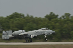 aviation, military aircraft, airplane, vehicle, jet aircraft, bomber, fairchild republic a-10 thunderbolt ii, air force,