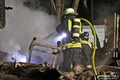Werkstattbrand Geisenheim 17.03.13