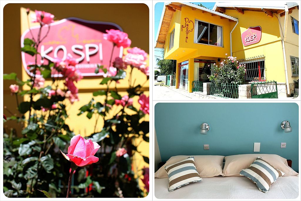Kospi Boutique Guesthouse in Bariloche