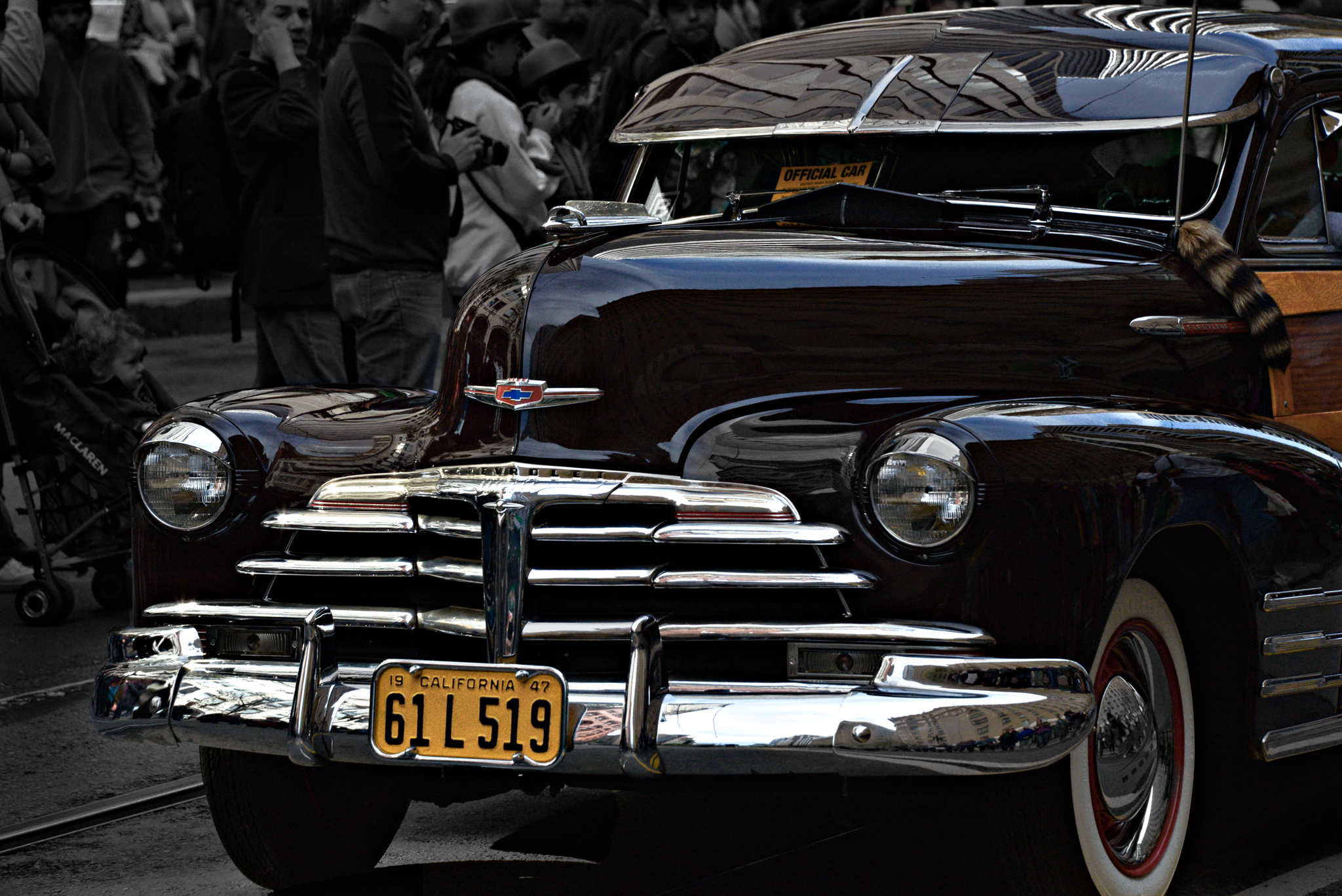 Chevrolet - San Francisco - 2013 by Scott Loftesness