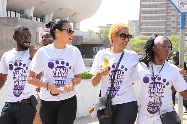 Juliet Ibrahim Foundation Divas Car wash (12)