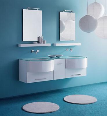 Espejos de ba o modernos galeria de fotos precio - Espejos redondos para banos ...