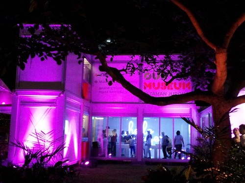 Our_Museum @_Taman_Jurong_opening_night_trees_12Jan13