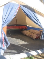 tent/home