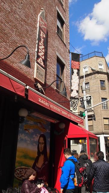 Lombardi's Pizza NY