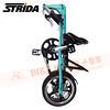 186-204 STRIDA 16吋LT版折疊單車(碟剎)消光湖水綠色2013年版2