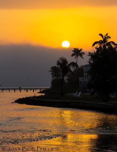 gulfofmexico pier florida palmtrees pineisland bokeelia