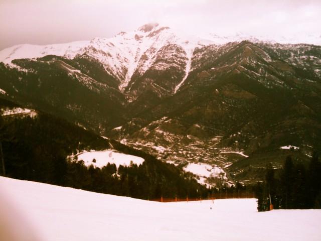 snowboard en Andorra - Vallnord - La Massana
