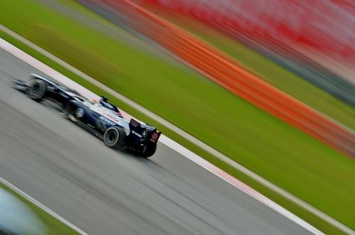 Pastor Maldonado - Williams F1 - 2013 Formula 1 Petronas Malaysia Grand Prix