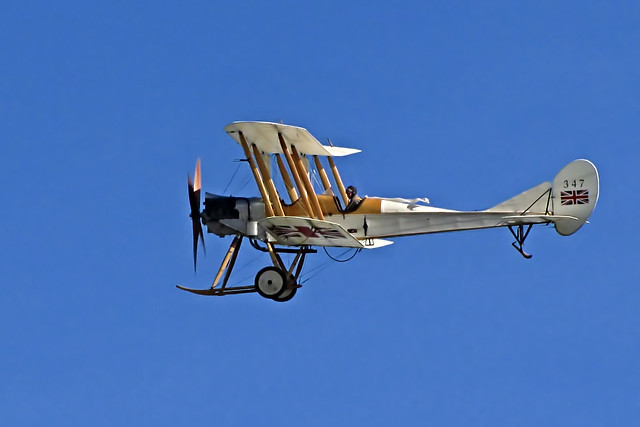 Royal Aircraft Factory BE2C-1
