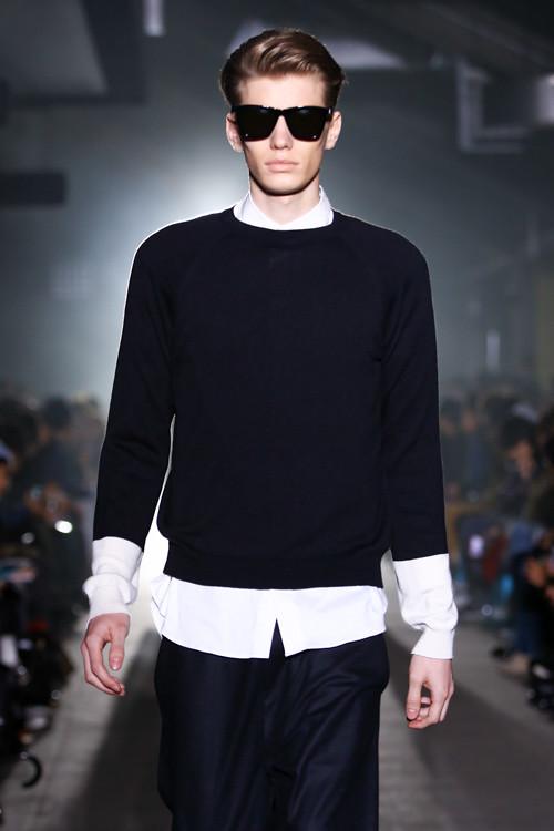 Ollie Mann3064_FW13 Tokyo Sise(Fashion Press)