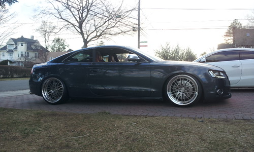 official b8 a5 s5 rs5 aftermarket wheel gallery   page 10