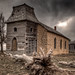 Small photo of Abandoned Church and Schoolhouse