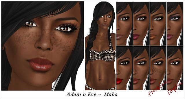 Adam n Eve ~ Maha/Skin Fair 2013
