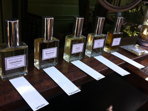 Bruno Fazzolari Editions pre-reveal at the tea!