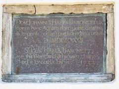 Photo of Slate plaque № 41558