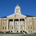 Dubois County (Indiana) courthouse (1 of 2)