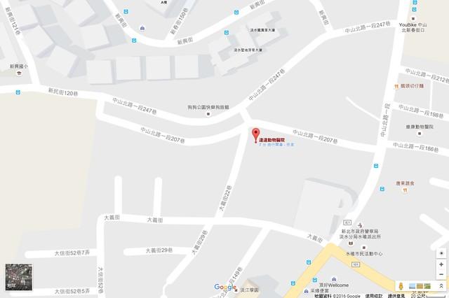FireShot Capture 364 - 達達動物醫院 - Google 地圖_ - https___www.google.com.tw_maps_pla