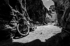 Cycling the Top End - Caves near Ubirr, Kakadu NP