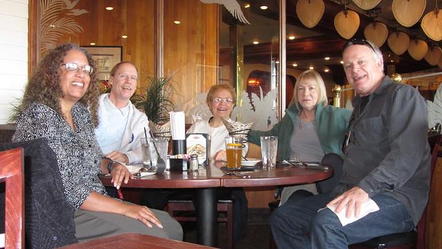 IMG_5123 Elephant bar lunch w Cez TT Margaret MaryLouise Ed