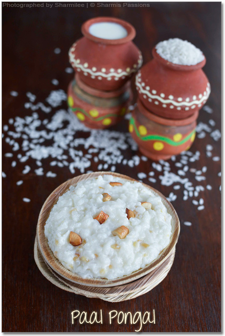 Paal Pongal Recipe