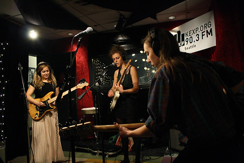 Chastity Belt at KEXP 12/29/2012