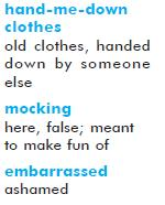 NCERT Class X English: Chapter 5 - The Hundred Dressess - I