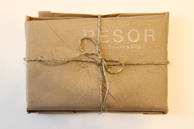 Rhodiarama - Resor Shop Packaging