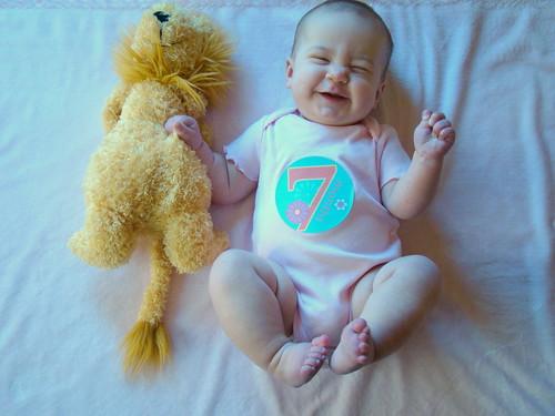 Lainey, Seven Months