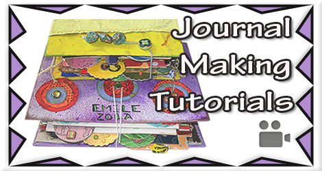 Click To View My Journal Making Tutorials