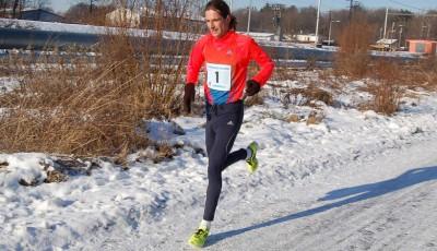 Daniel Orálek doklouzal maraton v Ostravě na prvním místě