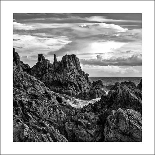 landscape blackwhite waves sigma jersey squarecrop manfrotto corbiere explored sigma1770 lightroom4 silverefexpro2