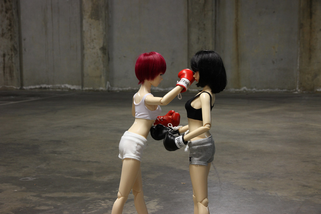 Girl's Fight Club 05