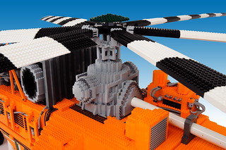 """LEGO """"Elvis"""""""