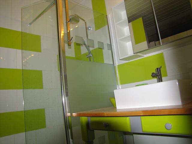 Salle d 39 eau avec douche l 39 italienne flickr photo for Salle d eau douche italienne