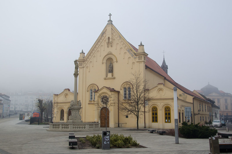 Kapucínsky kostol sveta Štefana