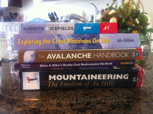 Icefield reading list