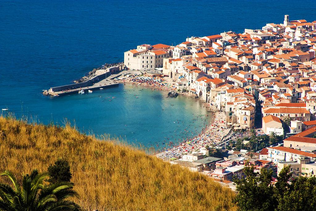 Sicily's colours
