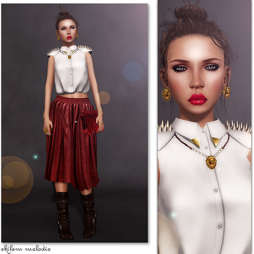 Look Of The Day by Ekilem Melodie - MONS