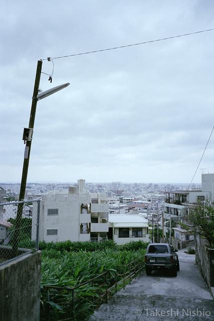 丘の上からの眺め / View from hilltop