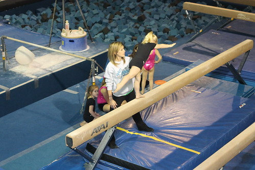 Gymnastics Performance 2012