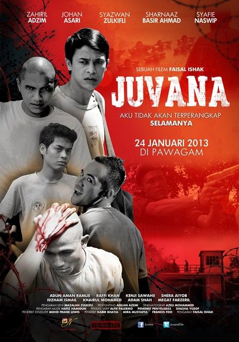 Poster Juvana