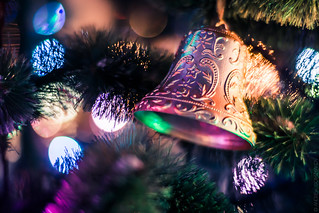 Christmas bokeh bell | by miode