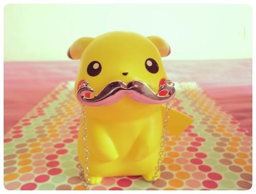 17/365 - Mustache Week