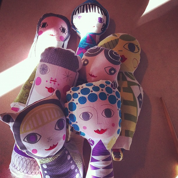 On their way!! #365makes #suzyultman